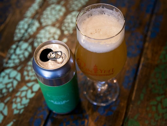 Point Ybel's new beer is called SOWFLO IPA and is a