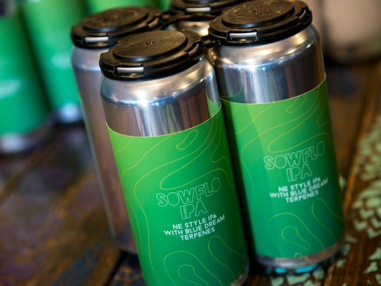 Point Ybel's new beer uses marijuana terpenes, the