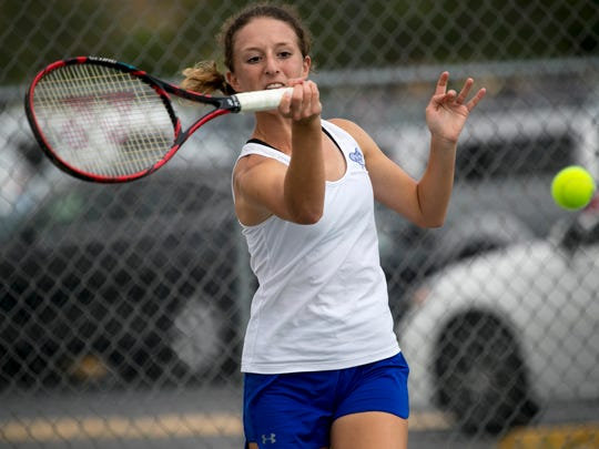 Amanda Ruci of Barron Collier plays Shani Idlette of