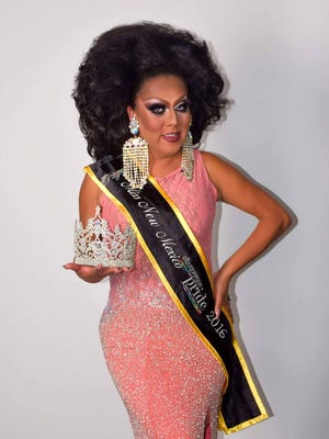 During her reign as Miss New Mexico Pride 2016, Lady Shug says she has tried to build a bridge between Albuquerque's LGBT community and similar communities in towns throughout the state.