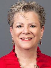 Candyce Berger, social work professor and an associate