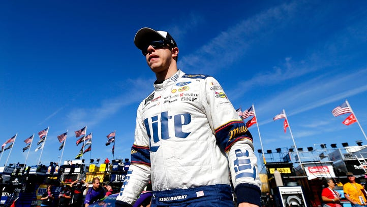 Wily Brad Keselowski chases second Cup title