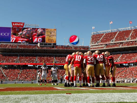 Levi's Stadium opens to 49ers' fans rave reviews