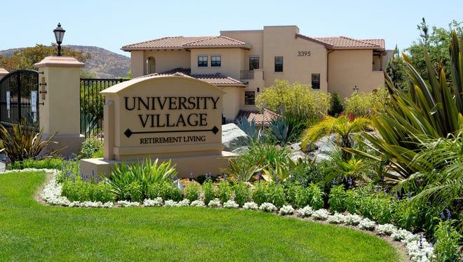 University Village is at 3415 Campus Drive in Thousand Oaks near California Lutheran University.