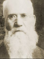 John Rowat, a Scottish immigrant, settled in Des Moines
