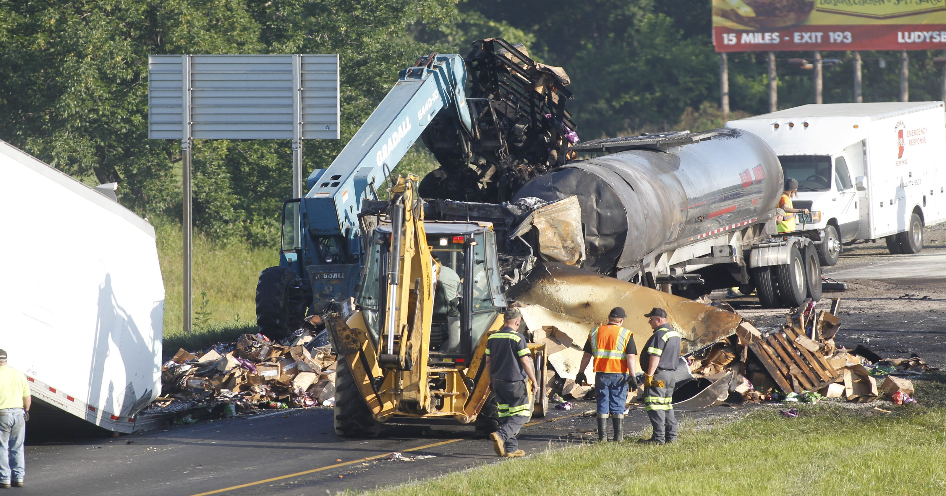 Purdue physicist among 5 killed in fiery I-65 crash