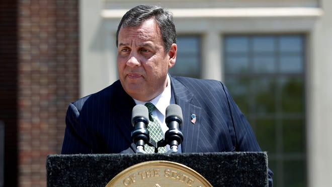 New Jersey Gov. Chris Christie is at a crossroads — empowered by his early support of presumptive Republican nominee Donald Trump while struggling to earn approval at home as the state faces financial crises and the continuing George Washington Bridge scandal.