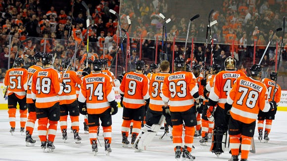 The Flyers have quite a few things to figure out before next season starts.
