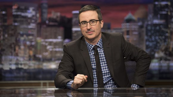 'Last Week Tonight' host John Oliver tackles economic