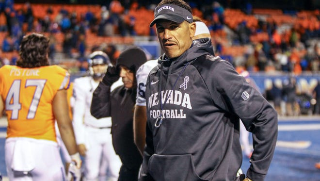 Head coach Jay Norvell and the Wolf Pack enter the Boise State game at 3-3 overall, 1-1 in Mountain West games.