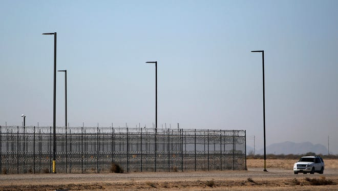 A prison riot broke out at Red Rock Correctional Center, Eloy police said. There have been inmate on inmate assaults, as well as attacks on correctional staff.