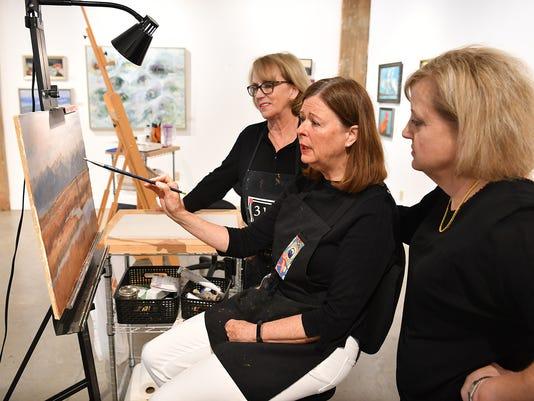 Pecan Creek Artists Group 1