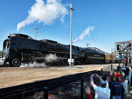 Like many cities in America, Memphis has seen its old manufacturing industries decline. But one rail-making company, Atlantic Track, is still steaming along.