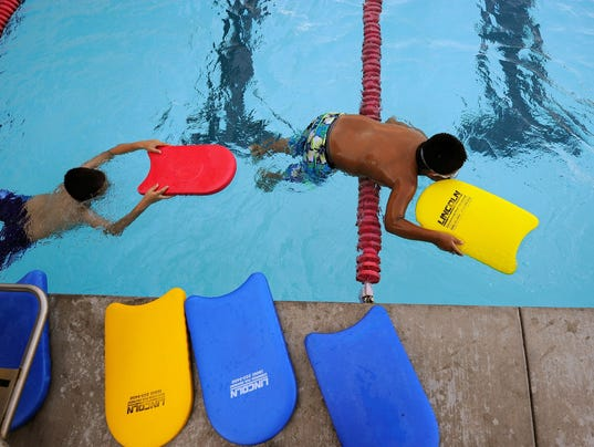 GTY 1 IN 8 U.S. PUBLIC POOLS CLOSED DUE TO CONTAMINATION, CDC REPORT FINDS A HTH USA CA