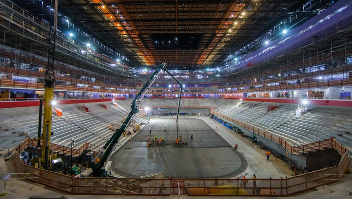 Here's everything that's coming to Little Caesars Arena year
