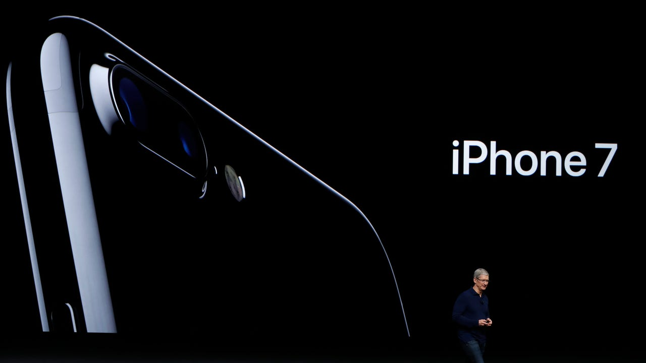 A hands-on tour of the new iPhone 7