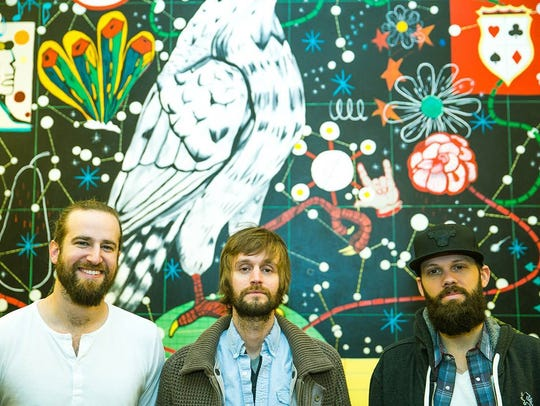 Fort Frances, a band from Chicago, will play at the