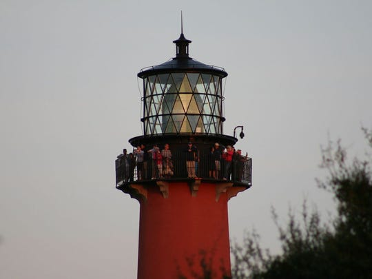 LIGHTHOUSE SUNSET TOUR - Take in a spectacular sunset view and witness the Jupiter Light turning on to illuminate the night sky. Visitors can get an inside look at the nuts and bolts of a working lighthouse watchroom at the Jupiter Inlet Lighthouse & Museum. Tour time is about 75 minutes. Cost  is $15 for members, $20 for non-Members; RSVP required. Call 561-747-8380, ext. 101, or go to http://www.jupiterlighthouse.org for tickets online. Tours are weather-permitting. Children must be at least 48 inches tall to climb the lighthouse and be accompanied by an adult.