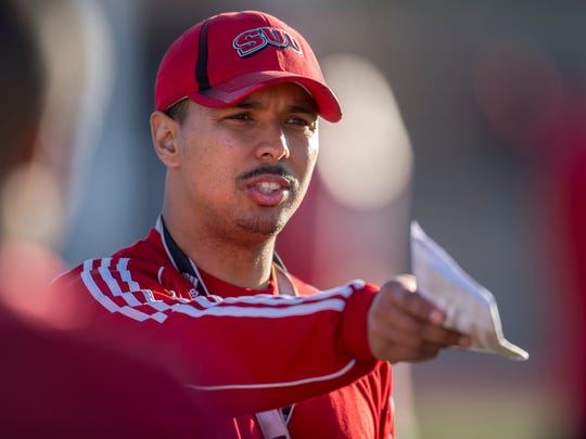 SUU football coach Demario Warren has hired two coaches and moved two other coaches as the team prepares for spring practice.