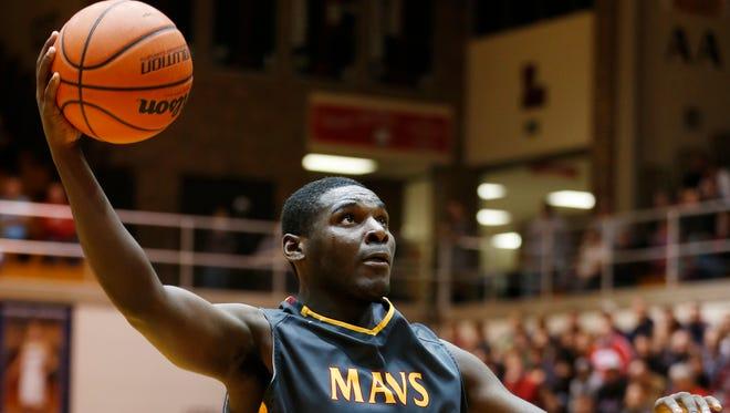 Darnell Butler averaged 19.2 points for last season.