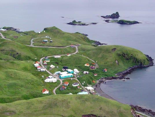 Atka Island