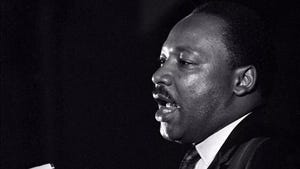 """""""King was determined to be an agent of change, and one whose efforts to destroy the shackles of racism left an indelible mark on the world."""""""