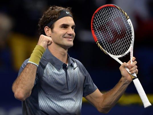 2013-10-26 Roger Federer