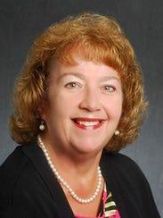 School board Chairwoman Anna Shepherd