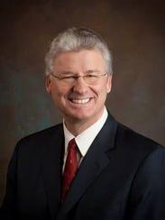 Mississippi Public Service Commissioner Sam Britton