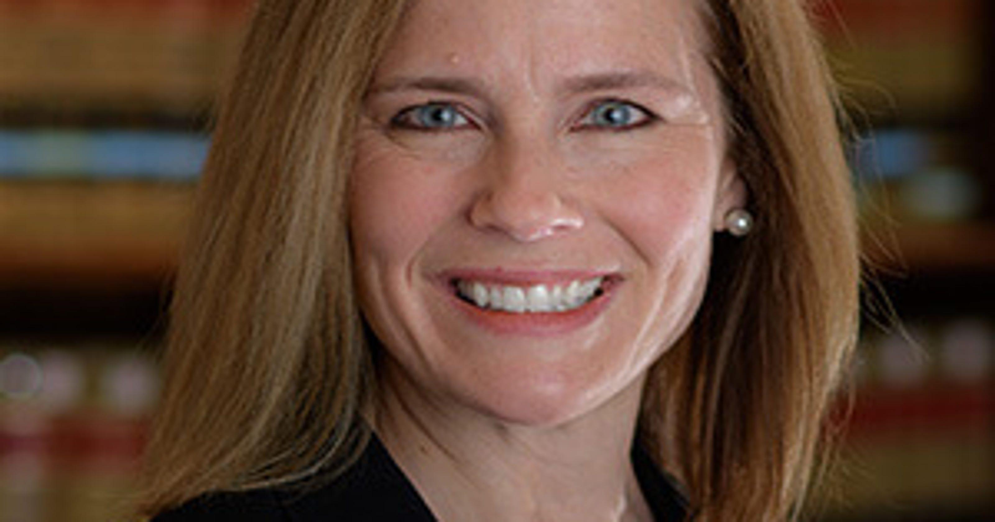 Amy Coney Barrett on list of Supreme Court candidates
