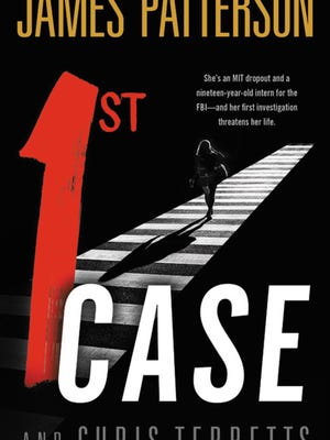 """""""1st Case"""" by James Patterson came out Monday with the main character named after a Mayo Clinic employee who took care of the author during his treatment there."""