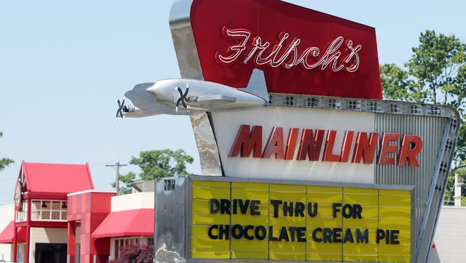 Frisch's first restaurant the Mainliner will be remodeled by the end of 2017 in addition to three other area restaurants. The iconic propeller sign will not be changed.