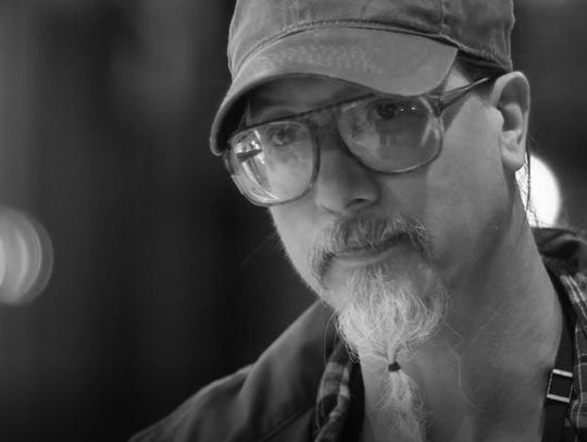 "Mark Borchardt as ""Dirke"" in ""Where the Great Spirits"