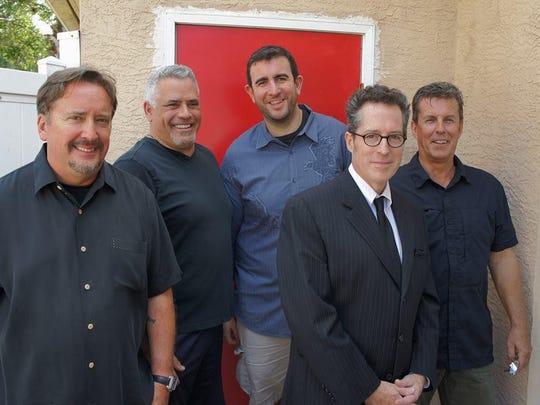 The Ex-Bachelors will have a free show at Miromar Outlets on Oct. 23.
