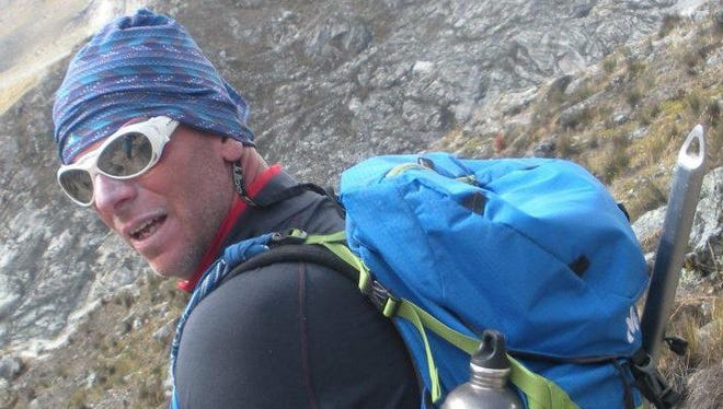 Dan Nash, owner of Satori Adventures and Expeditions.