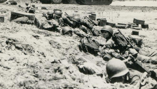 A photo from Talofofo resident Irene Perez Ploke Sgambelluri-Beruan's collection of postwar images.