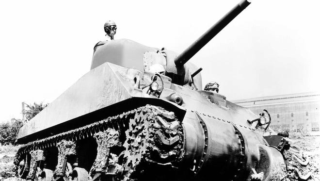 Chrysler accounted for nearly half of the auto industry's tank output of 49,058 units and more than one quarter of total American production of 86,000 tanks from all sources.