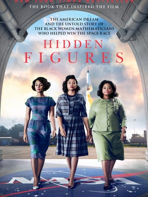 The movie tie-in edition of 'Hidden Figures' by Margot Lee Shetterly.