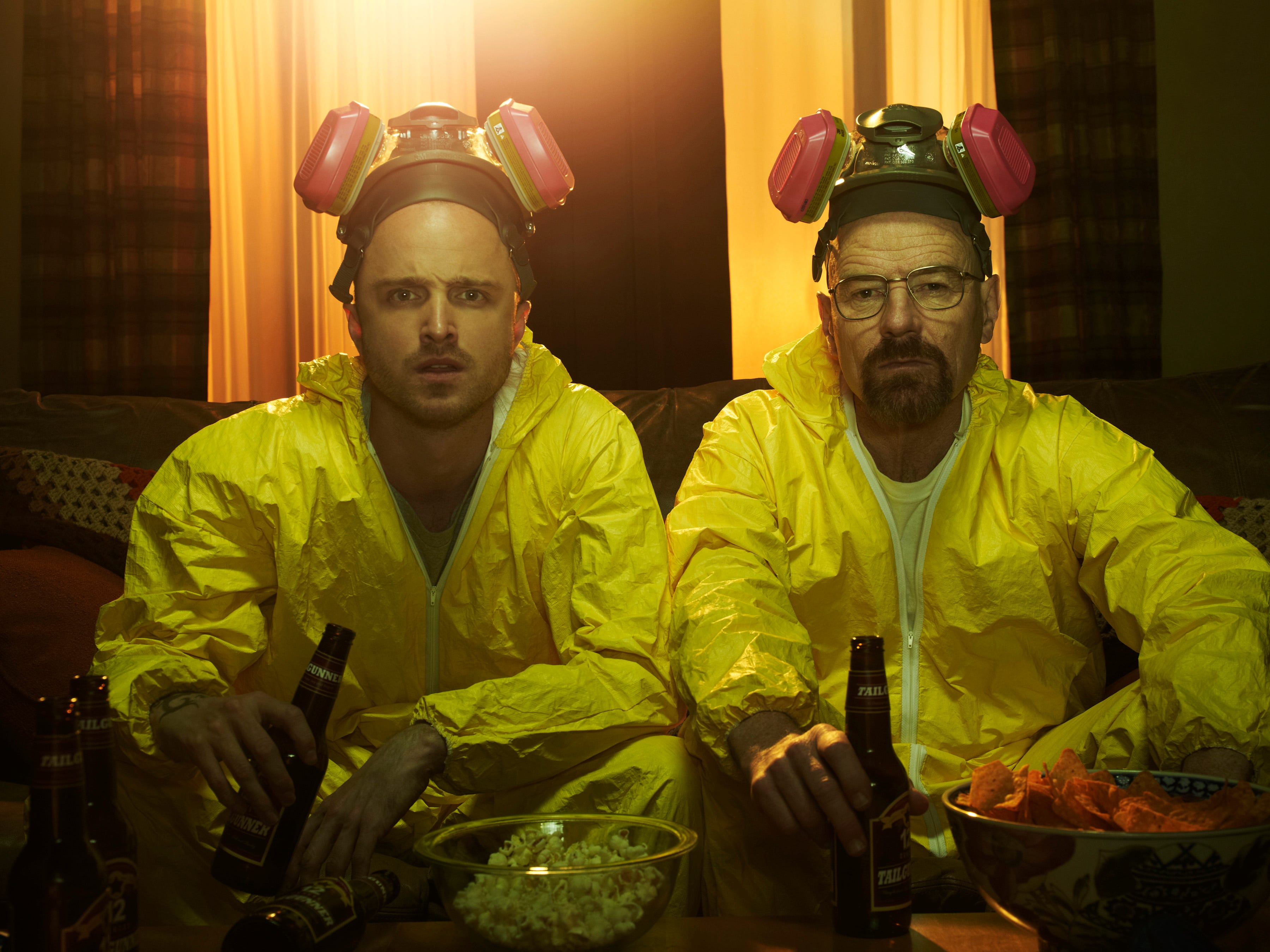 'Breaking Bad' drew its biggest audience yet with Sunday's return for a final run on AMC.