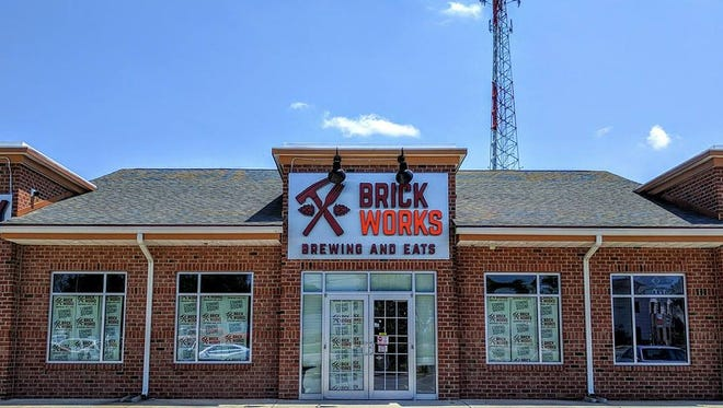 Brick Works brewpub in Smyrna, which is opening a second location in Sussex County.