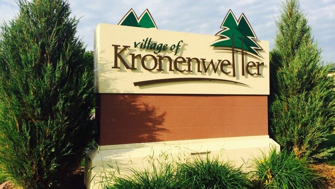 The Kronenwetter Village Board approved the rezoning of a subdivision to allow for smaller lots.