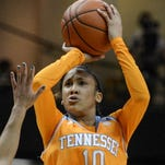Simmons was the 26th overall pick in the 2014 WNBA Draft.