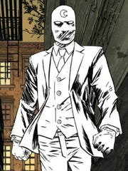 Moon Knight page