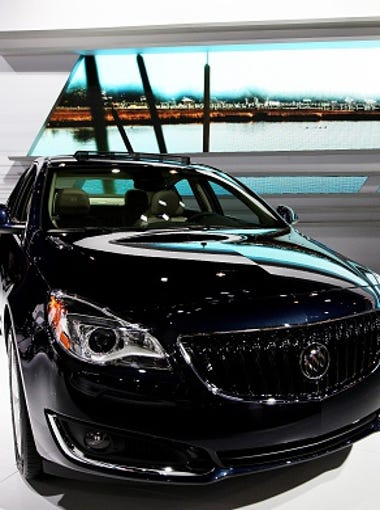 The 2015 Buick Regal was named Consumer Reports No.