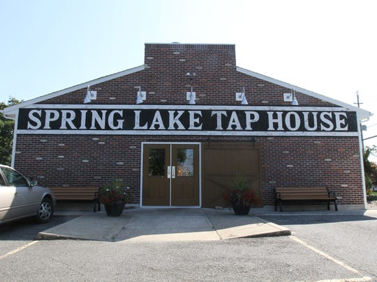 Watch the game at Spring Lake Tap House, a sports bar