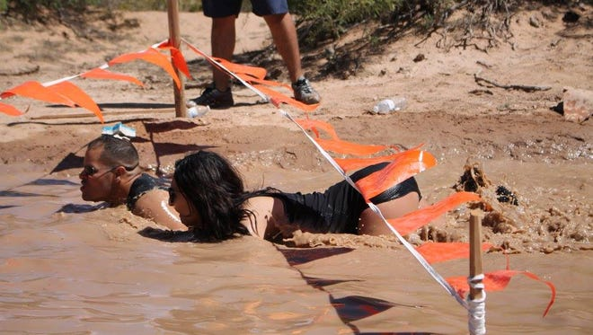 Fort Bliss will have its annual Old Ironsides Mud Challenge at the Air Assault Obstacle Course on May 13.