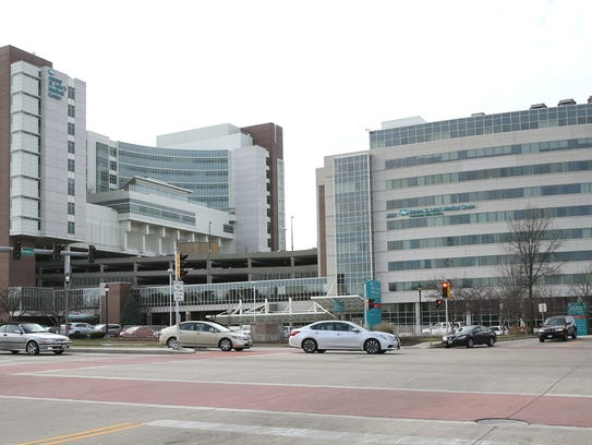 Aurora St. Lukes Medical Center in Milwaukee.