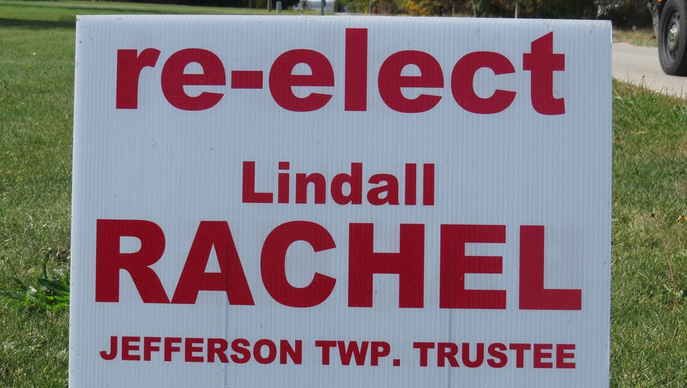 More than 40 of Jefferson Township Trustee Lindall