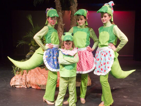 """The Community Theatre of Howell will present """"Magic"""