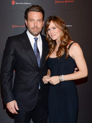 Ben Affleck and Jennifer Garner announced their split this summer.